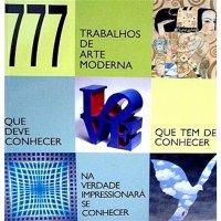 777 Trabalhos de arte moderna que deve conhecer