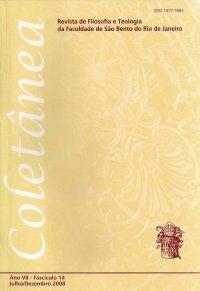 Coletвnea - Ano VII - Fascículo 14 - Julho/Dezembro 2008