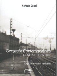 Geografia Contempor�nea