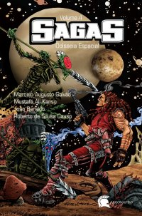 Sagas Vol. 4 Odisseia Espacial