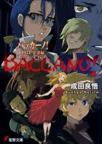 Baccano! 1934: Street Episode Alice In Jails
