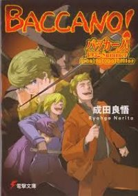 Baccano! 1932 ~ Summer: Man in the Killer