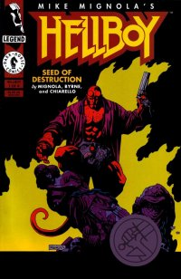 Hellboy - Seed of Destruction