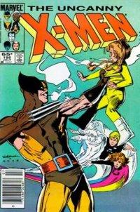 Os Fabulosos X-Men #195 (1985)