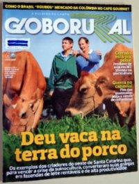 Globo Rural - Nє 321 - Julho 2012