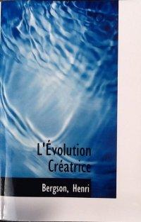 L'évolution Créatrice