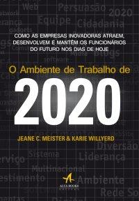 O Ambiente de Trabalho de 2020