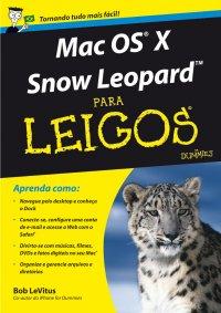 Mac OS X Snow Leopard Para Leigos