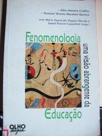 Fenomenologia: uma visão abrangente da Educação