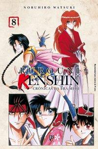 Rurouni Kenshin #8