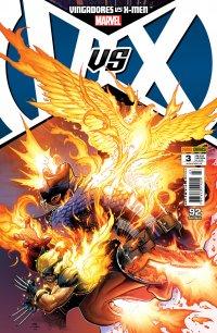 Vingadores vs. X-Men #3