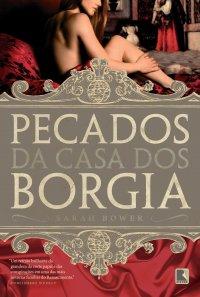 Capa Pecados da Casa dos Borgia