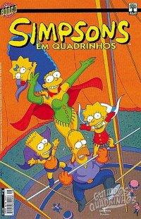 Simpsons em Quadrinhos 006