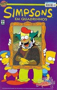 Simpsons em Quadrinhos 022