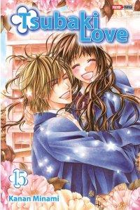 Tsubaki Love #15