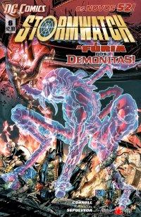 Stormwatch #6 (Os Novos 52)
