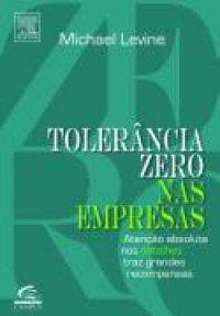 Tolerвncia Zero nas Empresas
