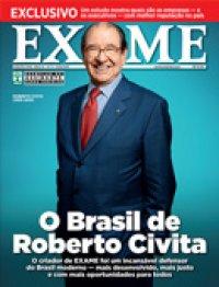 Exame- O Brasil de Roberto Civita