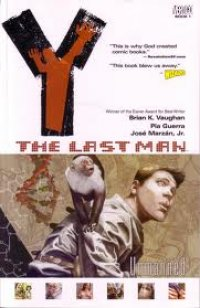 Y: The Last Man Vol. 1