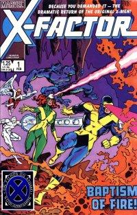X-Factor #1 (1986)