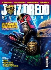 Juiz Dredd Megazine nє 3