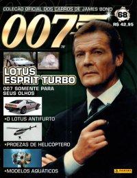 007 - Coleção dos Carros de James Bond - 68
