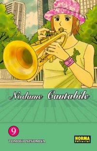Nodame Cantabile #9