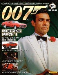 007 - Coleção dos Carros de James Bond - 13