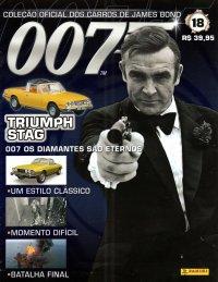 007 - Coleção dos Carros de James Bond - 18