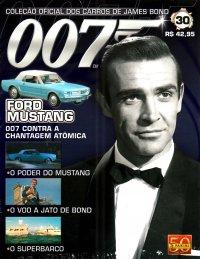 007 - Coleção dos Carros de James Bond - 30