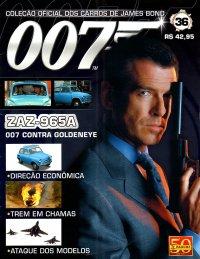 007 - Coleção dos Carros de James Bond - 36