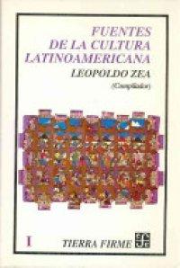 Fuentes de la cultura latinoamericana I