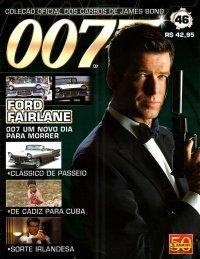 007 - Coleção dos Carros de James Bond - 46