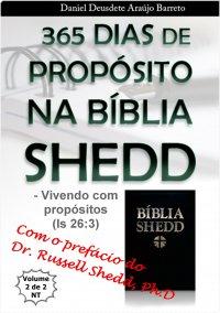 365 Dias de propуsitos na Bíblia Shedd