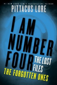 I Am Number Four: The Forgotten Ones