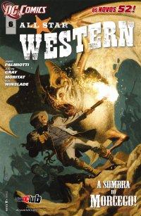 All Star Western #6 (Os Novos 52)