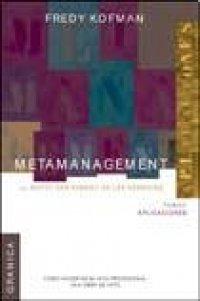 Metamanagement: a nova consciкncia dos negуcios