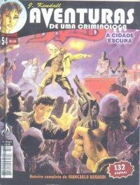 J. Kendall - Aventuras de Uma Criminуloga #54