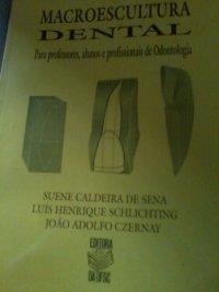 macroescultura dental
