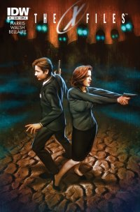 The X Files Season 10 #1
