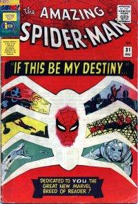 O Espetacular Homem-Aranha #31 (1965)