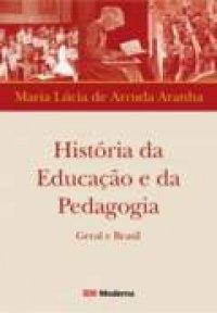 Hist�ria da Educa��o e da Pedagogia