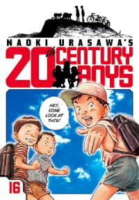 20th Century Boys #16