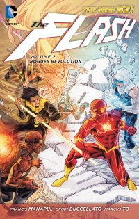 The Flash (The New 52) Vol. 2