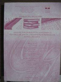 ANáLISE DOS LIVROS INDICADOS PARA O VESTIBULAR 2006 UFSC