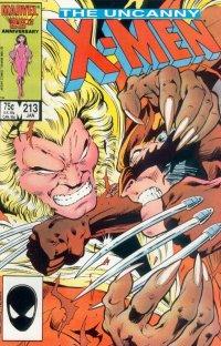 Os Fabulosos X-Men #213 (1987)