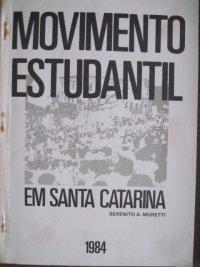 MOVIMENTO ESTUDANTIL EM SANTA CATARINA