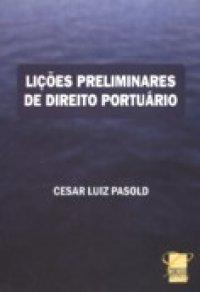 Liçхes Preliminares de Direito Portuário