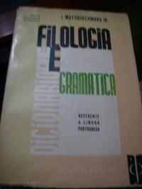 Filologia e Gramática