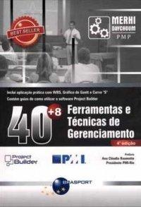 40 + 8 Ferramentas e técnicas de gerenciamento